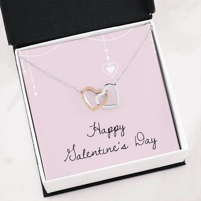 Happy V Day Necklace