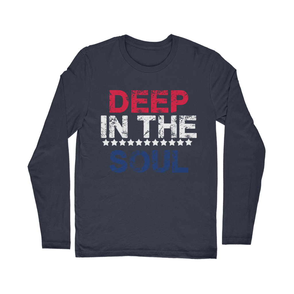 Deep in The soul Classic Long Sleeve T-Shirt