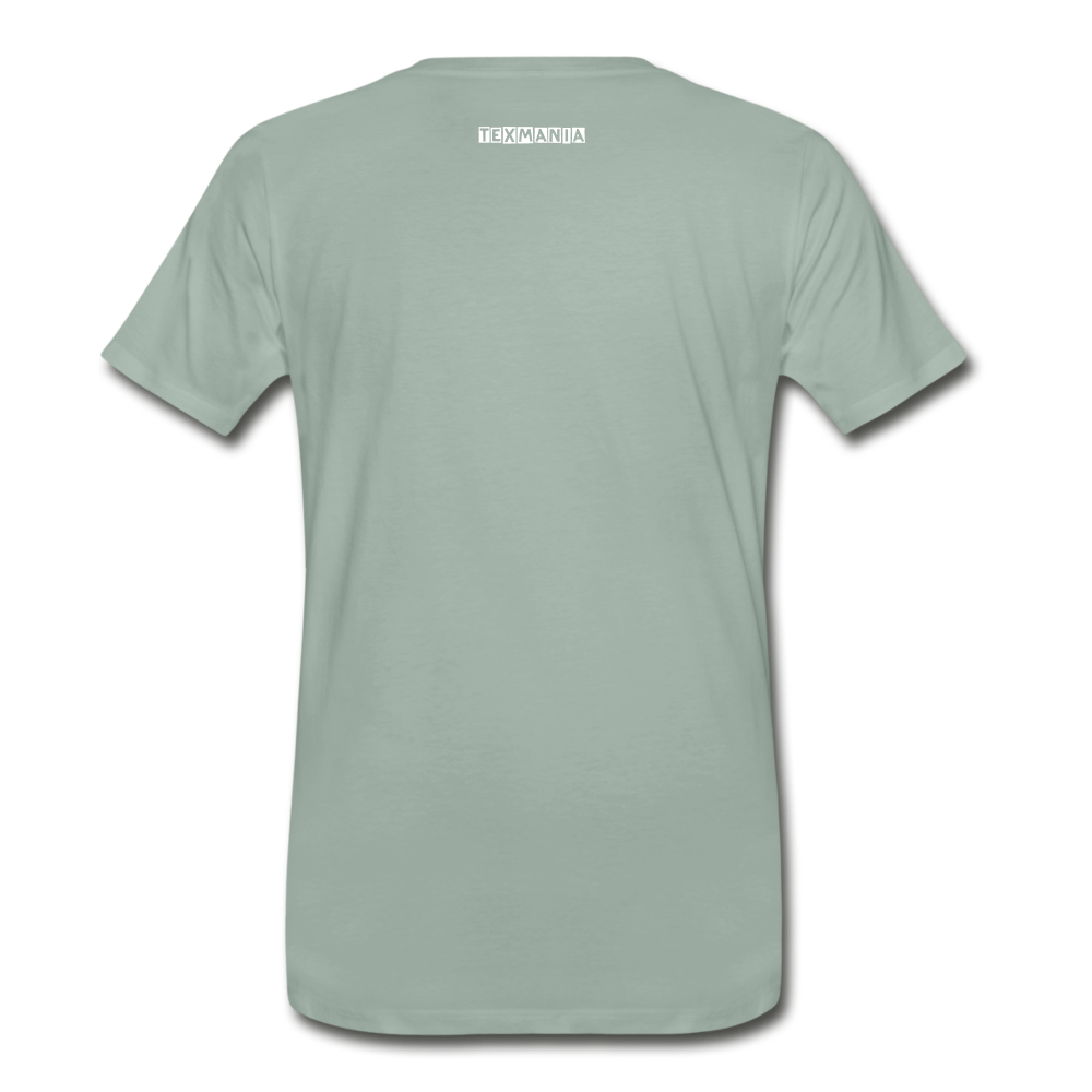 Men's Premium T-Shirt - steel green