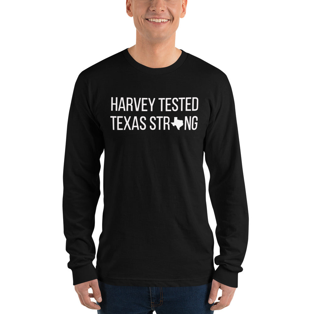 Harvey Tested Texas Strong