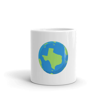 Texas Wide World Mug