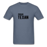 Proud Texan T-Shirt - denim