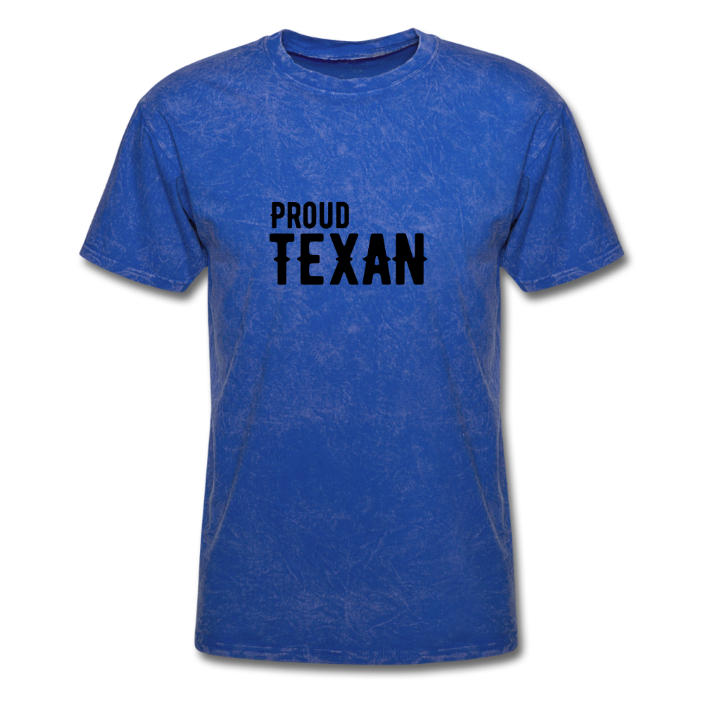 Proud Texan T-Shirt - mineral royal