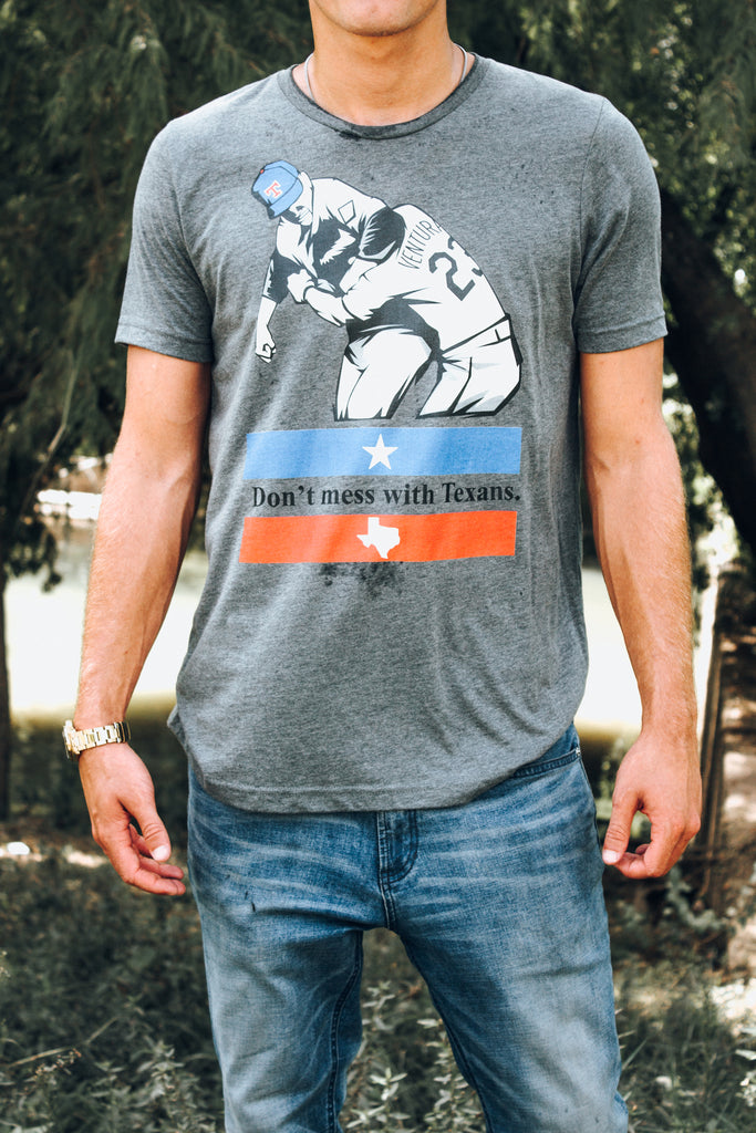 Don't mess with Texans Tee