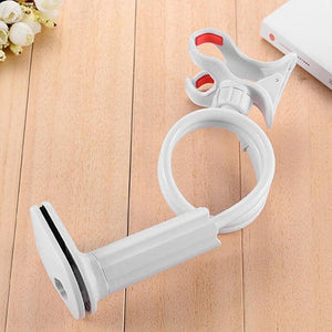 360 Rotating Flexible Long Arms Mobile Phone Holder Desktop Bed Lazy Bracket Mobile Stand Support For iPhone iPad Samsung Redmi - Tebo Tech