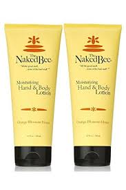 The Naked Bee Orange Blossom Honey Hand & Body lotion