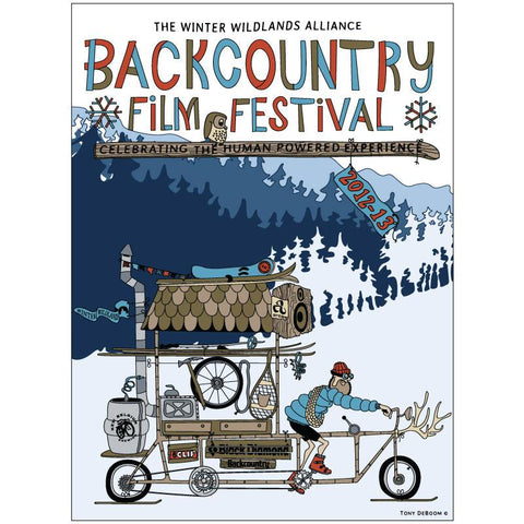 Backcountry Film Festival 2013