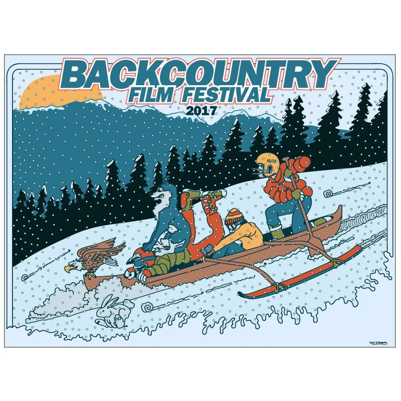Backcountry Film Festival 2016 - EC17