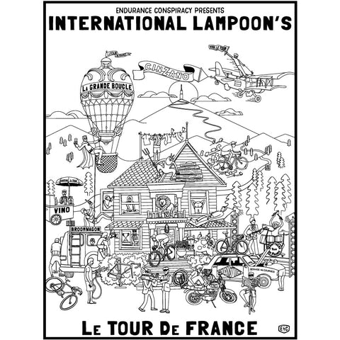 International Lampoon's Tour de France - EC17