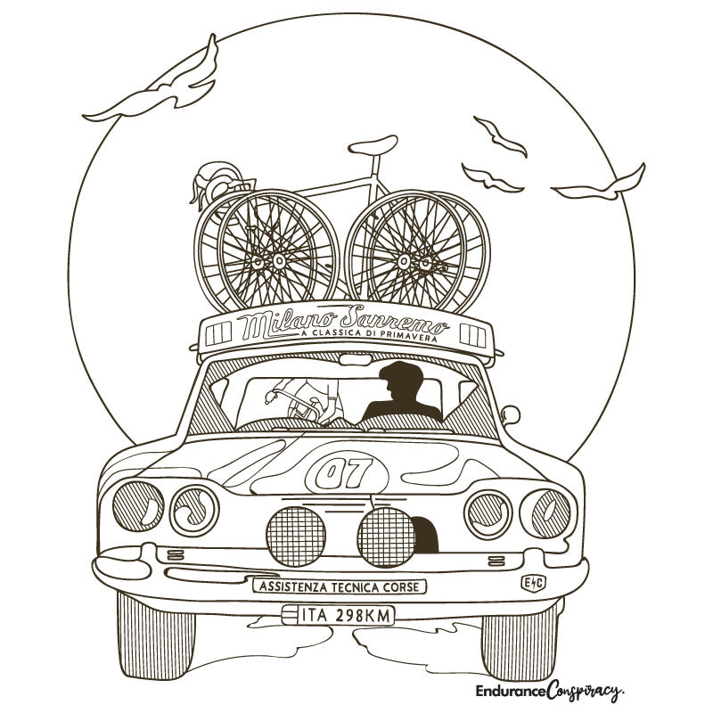Milan San Remo Coloring Project - EC17