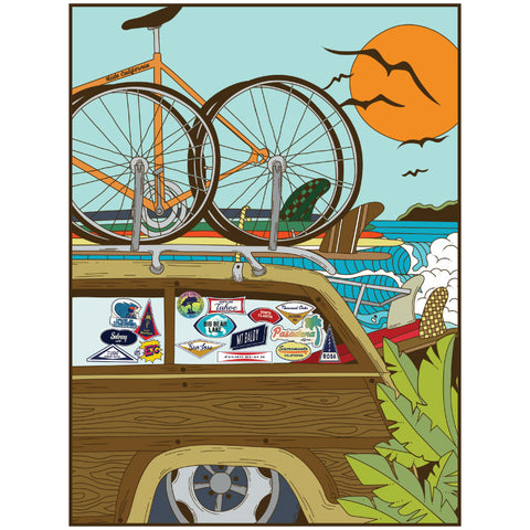 Tour of Cali Poster - EC17