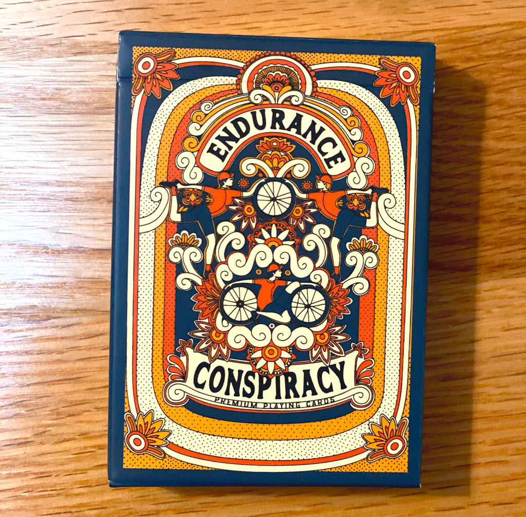 Endurance Conspiracy Playing Cards - EC17