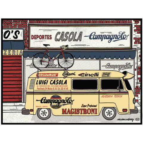 The Campy Van - EC17
