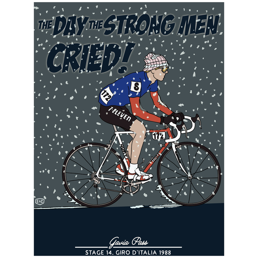 The Day the Strong Men Cried - EC17