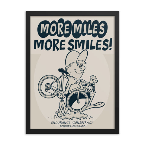 More Miles - More Smiles