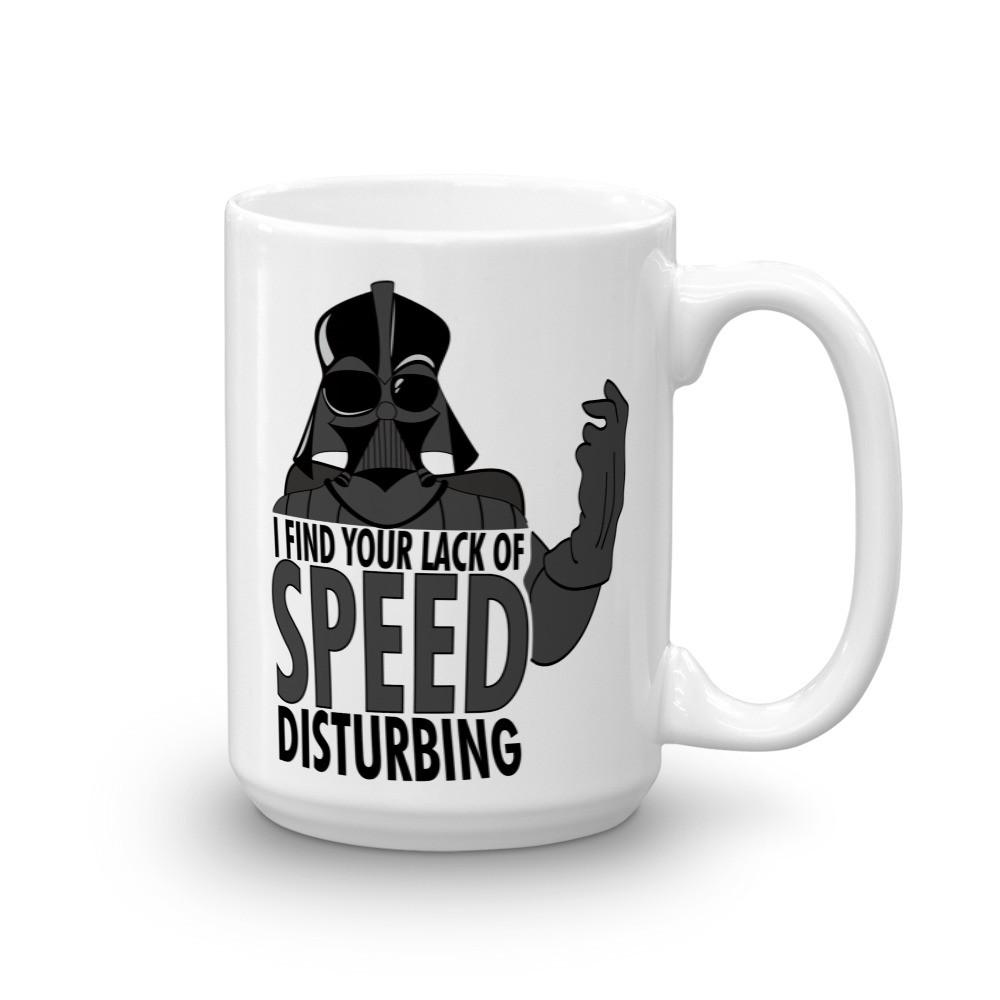 Lack of Speed Mug - EC17