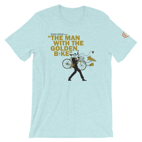 The Man with the Golden Bike - EC17