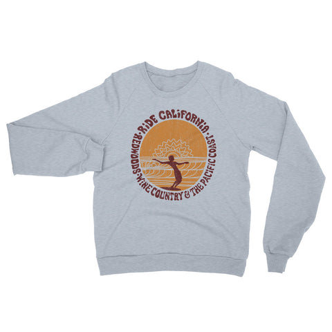 Ride California Fleece - EC17