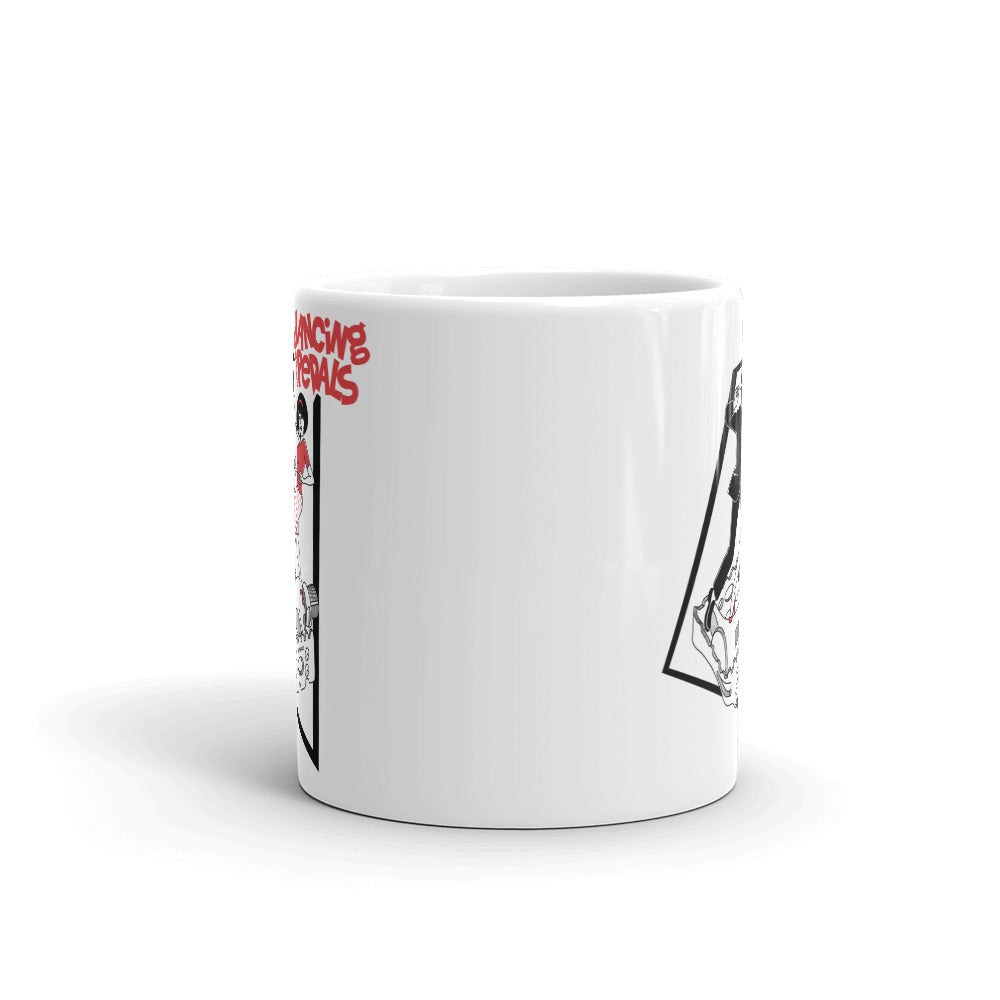 Dancing on the Pedals Mug - EC17