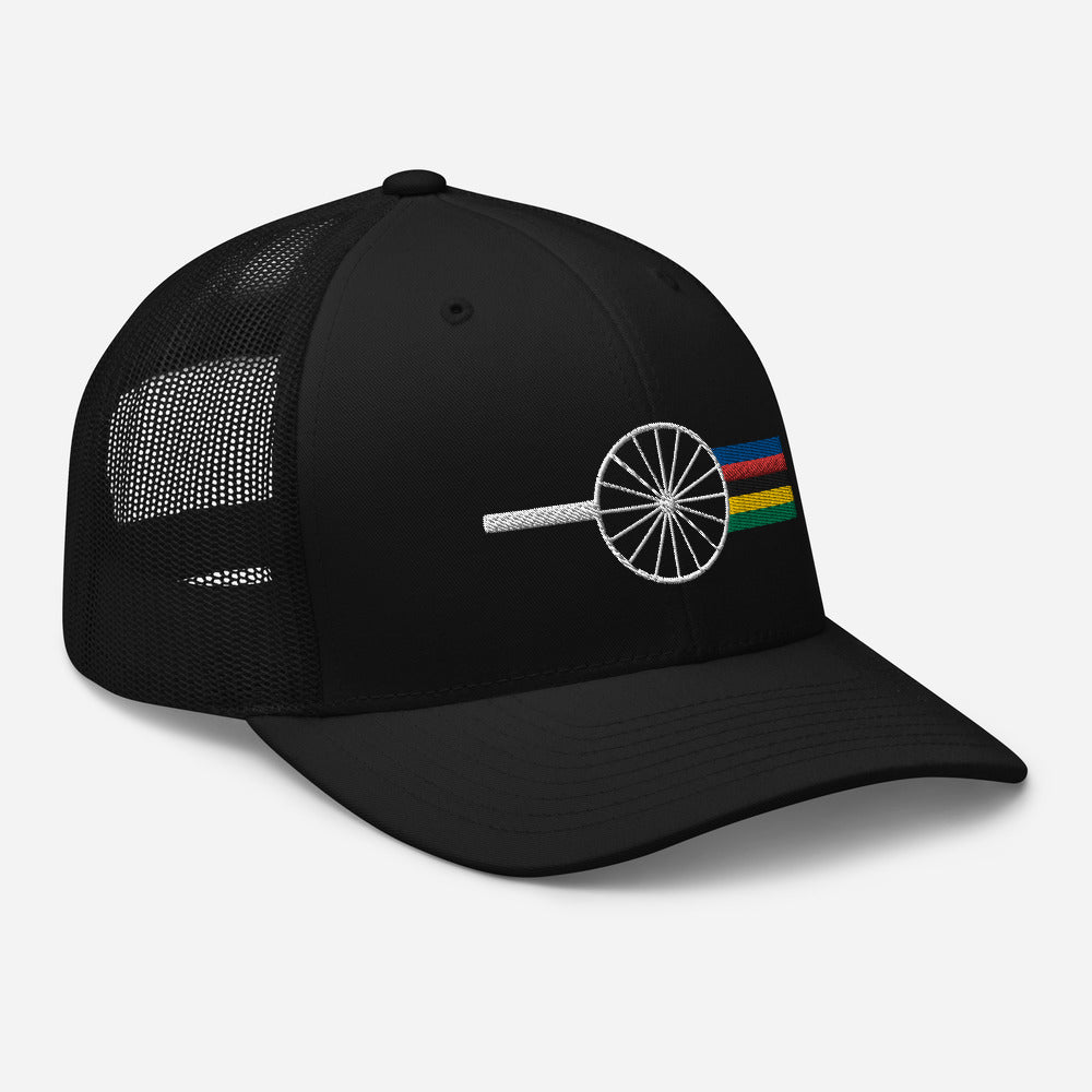 Dark Side of Worlds Trucker