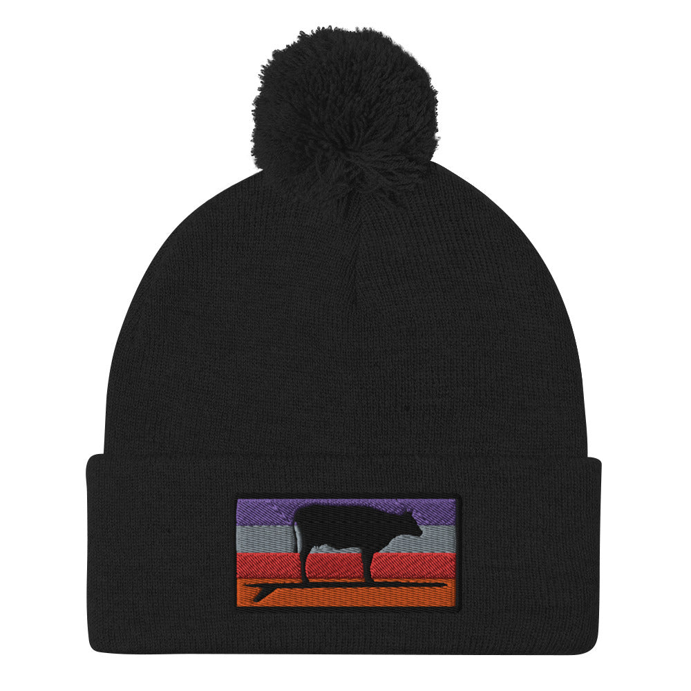 Surf & Turf Sunset Beanie - EC17