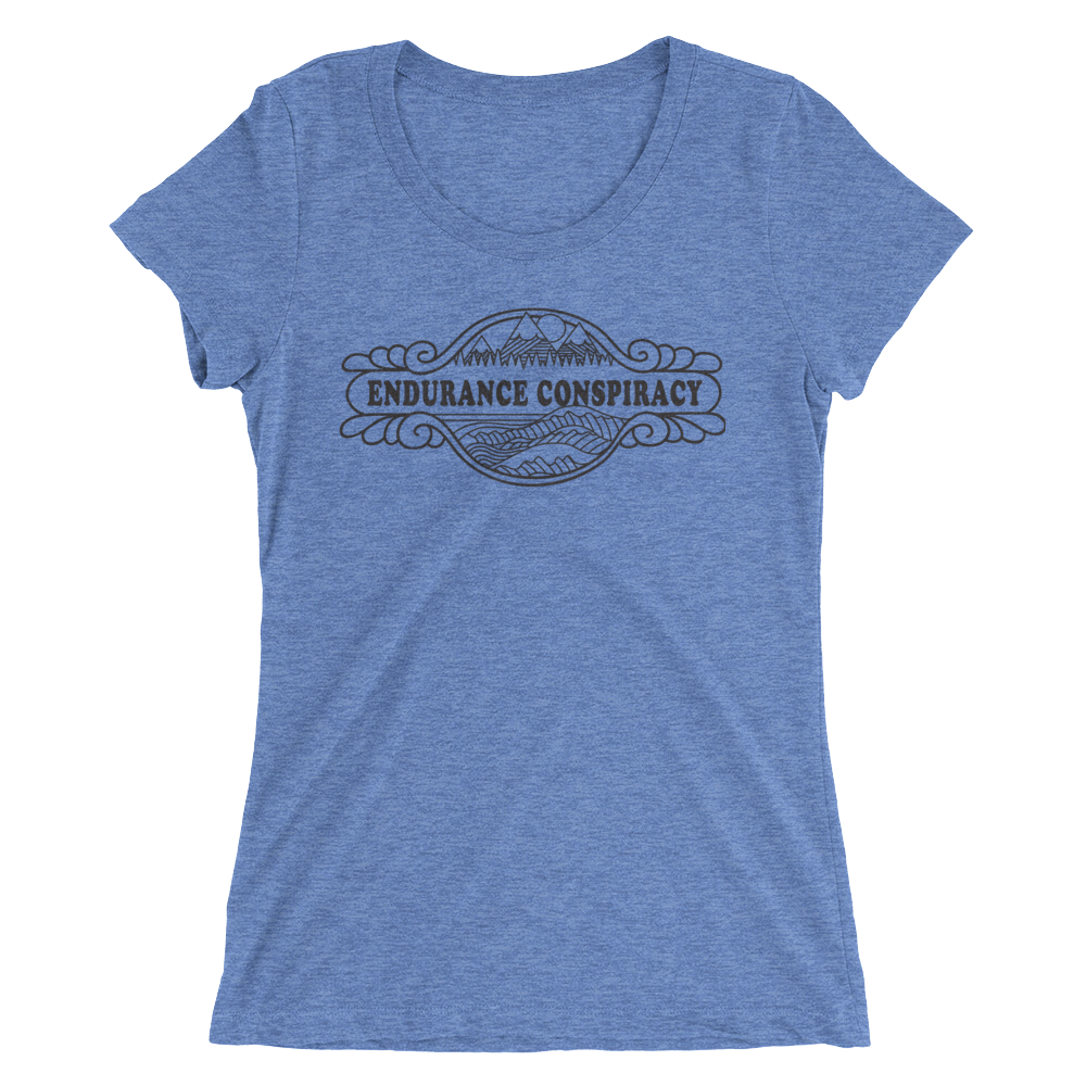 EC Retro Badge Tee 4 Women - EC17