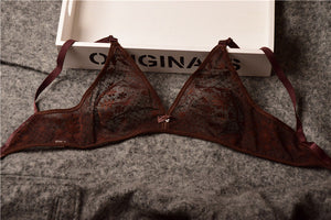 Ultra-thin Lace Bra