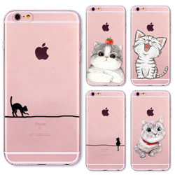 Cute Kitty Case IPhone