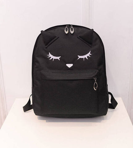 Kitty Style Backpack