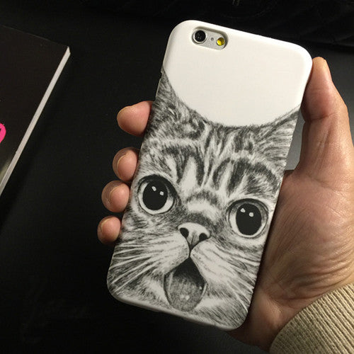 Lovely Cat/Dog Case Iphone