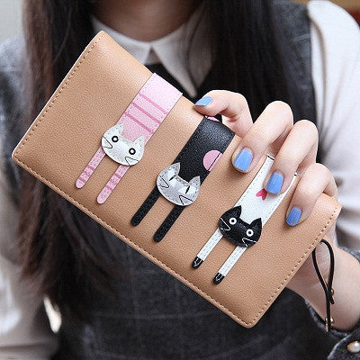 Envelope Cat Wallet