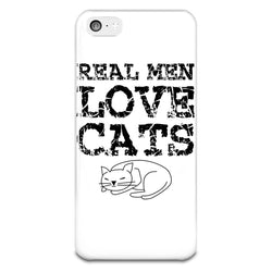 Real Men Love Cats IPhone