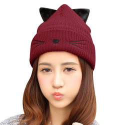 Cat Ear Beanie - Limited Edition