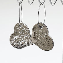 Load image into Gallery viewer, Get Hammered Big Love earrings (clearance sale)
