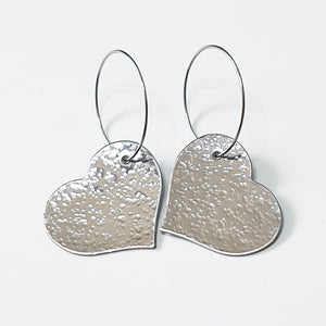 Get Hammered Big Love earrings (clearance sale)
