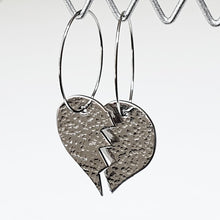 Load image into Gallery viewer, Get Hammered Heartbreaker earrings (clearance sale)