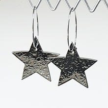 Load image into Gallery viewer, Get Hammered Seeing Stars earrings (limited edition)