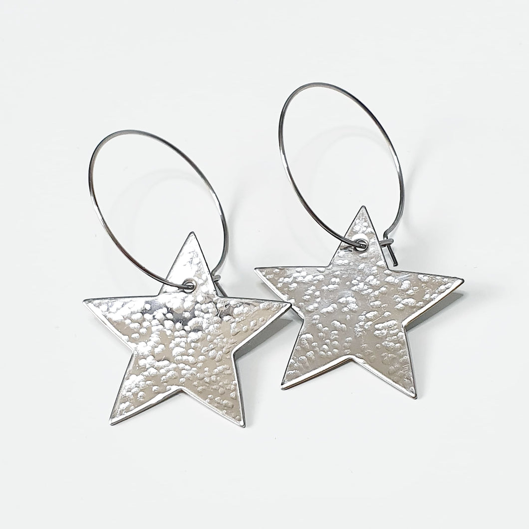 Get Hammered Seeing Stars earrings (limited edition)