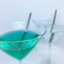 Load image into Gallery viewer, Handstamped Swizzle Stick / Cocktail Drink Stirrer