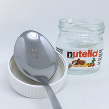 Load image into Gallery viewer, Handstamped Coffee Spoon / Teaspoon | my nutella spoon | allure style