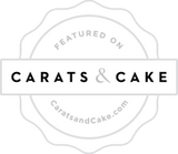 The Wedding Haus is featured on Carats & Cake