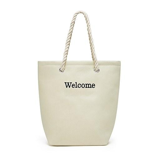 Cabana Tote - Natural-The Wedding Haus