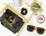 Metallic Gold Sunglasses-The Wedding Haus