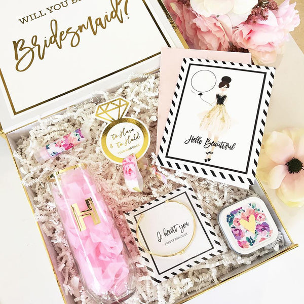Personalized Gift Box-The Wedding Haus