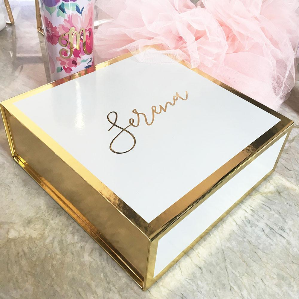 Personalized Gift Box – The Wedding Haus