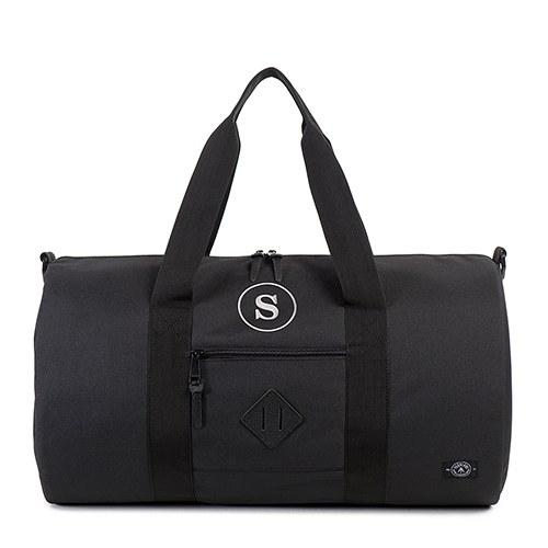 The View Duffle Bag - Black-The Wedding Haus