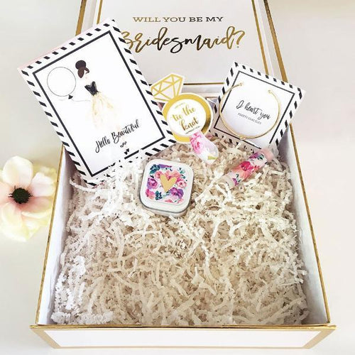 Wedding Gift Box Fillers-The Wedding Haus