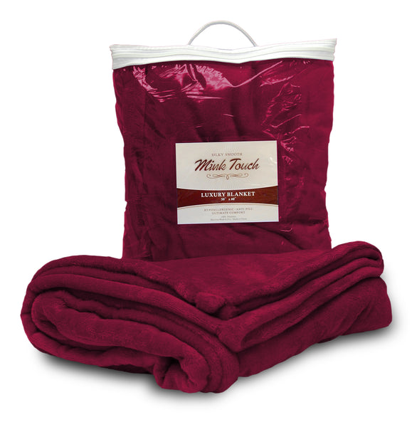 Mink Touch Luxury Blanket
