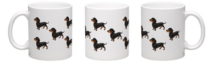 Dachshund Edition Mutt Mug - 325ml