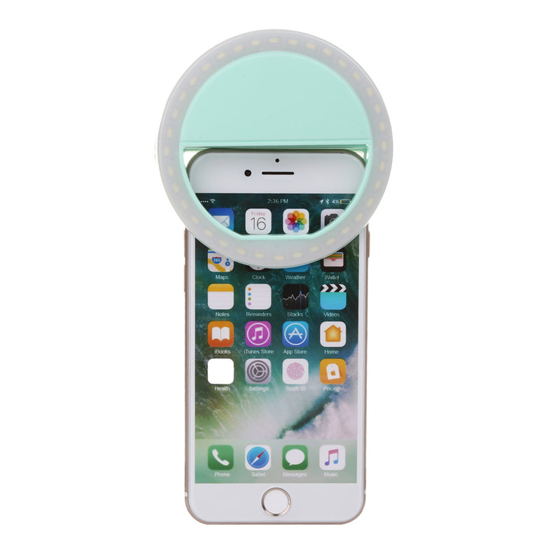 LED Selfie RIING Light for iPhone